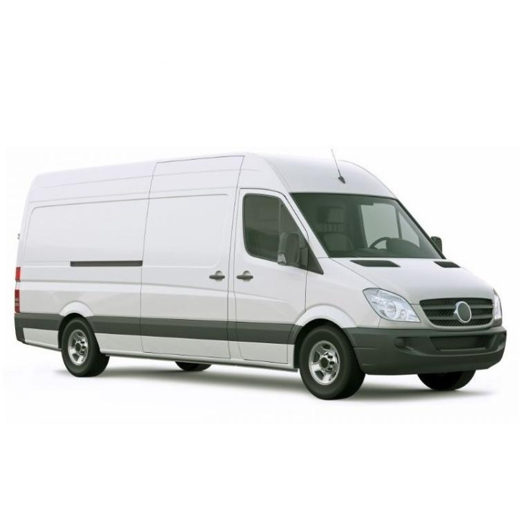 Short Wheel Base Van 2.4m